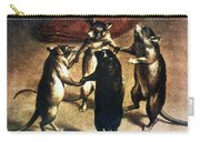 Plague: Dance Of The Rats Carry-all Pouch
