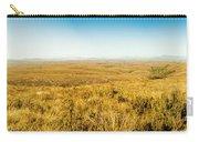 Plain Plains Carry-all Pouch