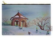Plaisirs D'hiver Au Parc Macdonald Gardens Carry-all Pouch