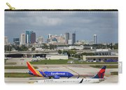 Planes By Fort Lauderdale Carry-all Pouch