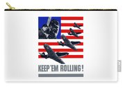 Planes -- Keep 'em Rolling Carry-all Pouch