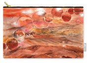 Planet Earth - Save Our Deserts Carry-all Pouch