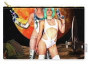 Planet Of The Space Vixens Carry-all Pouch