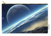Planet Rise Carry-all Pouch