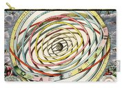 Planetary Orbits, Harmonia Carry-all Pouch by Science Source