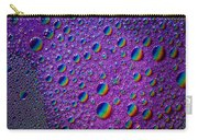 Planetary Rainbow Drop Alignment Carry-all Pouch
