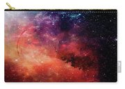 Planetary Soul Violet Carry-all Pouch