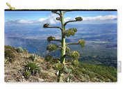 Plant On Volcano Slope Carry-all Pouch