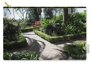 Plantation Garden Carry-all Pouch