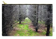 Planted Spruce Forest Carry-all Pouch