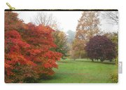 Planting Fields Red Tree Carry-all Pouch