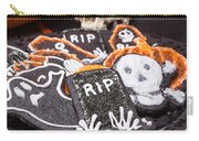 Plate Of Halloween Sugar Cookies Carry-all Pouch