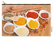 Plates Of Spices  Carry-all Pouch
