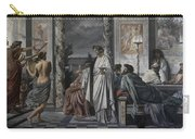 Plato's Symposium Carry-all Pouch