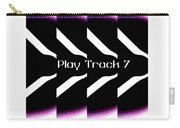 Play Track 7 Carry-all Pouch