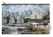 Playa Cochoa Chile Carry-all Pouch
