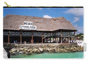 Playa Del Carmen Maritime Terminal Mexico Carry-all Pouch