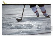 Player And Puck Carry-all Pouch