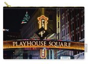 Playhouse Square Up Close Carry-all Pouch