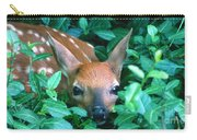 Playing Peekaboo Carry-all Pouch