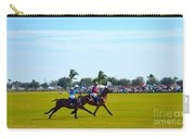 Playing Polo Carry-all Pouch