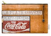 Plaza Corner Coca Cola Sign Carry-all Pouch