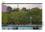 Pleasant Afternoon By Lake Pamvotis In Ioannina Carry-all Pouch