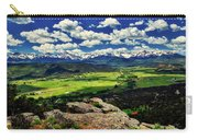 Pleasant Valley Colorado Carry-all Pouch