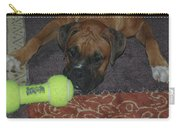Please Play With Me Carry-all Pouch by DigiArt Diaries by Vicky B Fuller