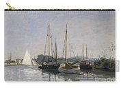 Pleasure Boats Argenteuil Carry-all Pouch