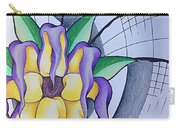 Pleiadean Sunflower Carry-all Pouch