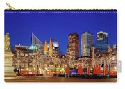 Plein At Blue Hour - The Hague Carry-all Pouch