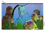Plesiosaurus Attack Carry-all Pouch