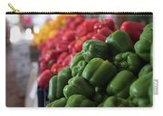Plethora Of Peppers Carry-all Pouch