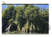 Plitvice Falls Carry-all Pouch
