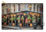 Plough Pub London Carry-all Pouch by Adrian Evans