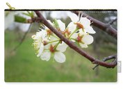 Plum Blossoms In Spring Carry-all Pouch