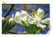 Plum Blossoms Carry-all Pouch