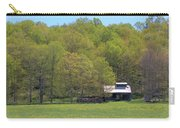 Plum Hollow Sugar Shack In Spring Carry-all Pouch