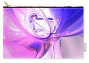 Plum Juices Abstract Carry-all Pouch
