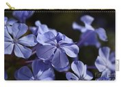 Plumbago Dance Carry-all Pouch