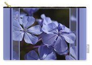 Plumbago Dance With Design Carry-all Pouch