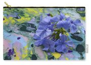 Plumbago Flowers Carry-all Pouch