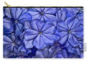 Plumbago Carry-all Pouch