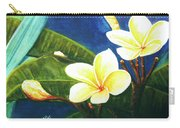 Plumeria Flower # 140 Carry-all Pouch