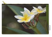 Plumeria II Carry-all Pouch