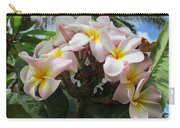 Plumeria In Pink 3 Carry-all Pouch