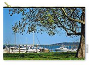 Plymouth Harbor Carry-all Pouch