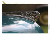 Art Deco Plymouth Hood Ornament Carry-all Pouch