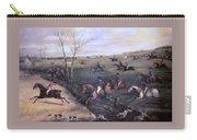 Po Hunp 15 H Alken-oakley Hunt Henry Thomas Alken Carry-all Pouch